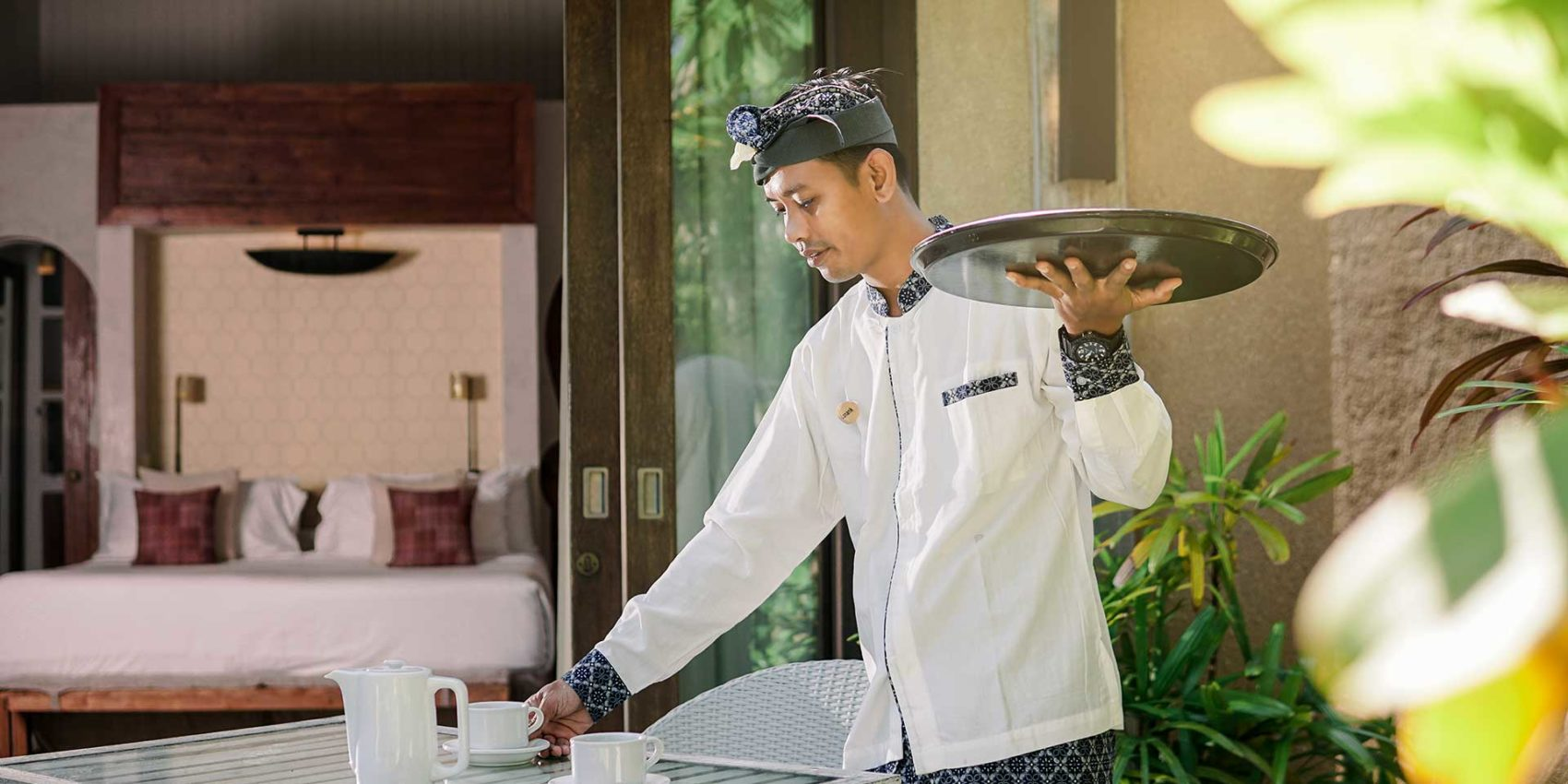 Space Villas Bali Staff